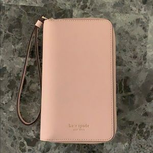 Kate Spade iPhone XR Phone case/Card holder